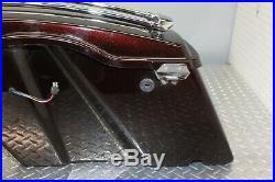 02-13 Harley Davidson Touring Modèles Droite Sacoche OEM (W-R)