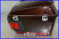 02-13 Harley Davidson Touring Modèles Tour Pak Boite Complet OEM (W-R)