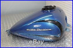 09-17 Harley Davidson Touring Modèles Gas Réservoir OEM Peinture