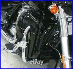 1 Jeu De Fairings Pare Jambe D'origine Harley Davidson Pour Touring