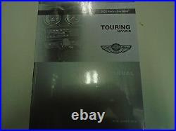 2003 Harley Davidson Touring Modèles Service Atelier Réparation Manuel Neuf