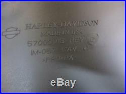 26. Harley Davidson Touring Revêtement devant Masque avant poste de pilotage