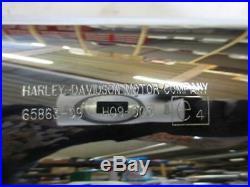 468. Harley Davidson Touring Road King Silencieux Auspuffendtopf 65863-09