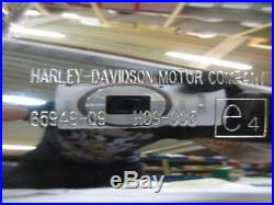 489. Harley Davidson Touring Road King Silencieux Auspuffendtopf 65949-09