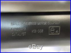 572. Harley Davidson Softail Touring Silencieux Auspuffendtopf 64900472
