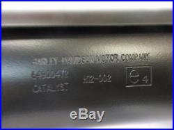 574. Harley Davidson Softail Touring Silencieux Auspuffendtopf 64900472