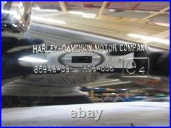 593. Harley Davidson Touring Road King Silencieux Auspuffendtopf 65949-09