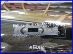 597. Harley Davidson Touring Silencieux Auspuffendtopf Silencieux 64768-09A