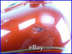 91 Harley Davidson Electra Glide Touring FLHT Gas Carburant Réservoir