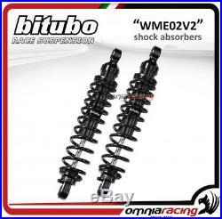 Amortisseurs arrière Bitubo pour Harley Davidson Touring El Glide Standard 0910