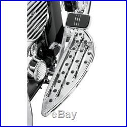Arlen Ness Repose-pieds Chrome chauffeur Deep Cut Harley Davidson Touring 84-15