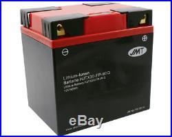 Batterie au lithium JMT HJTX30-FP HARLEY-DAVIDSON FL, série FLH (Touring) 1580ccm