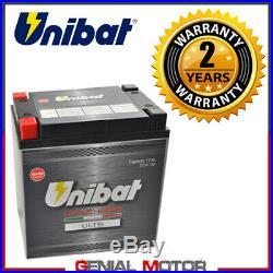 Batterie lithium Unibat ULT5 720A Harley Davidson Fl Flh (Touring) 2007 2011