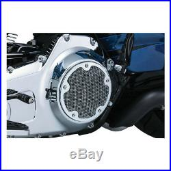 Cache Carter Primaire Derby Cover Harley Davidson Touring 2016-2018
