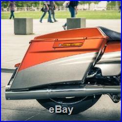 Caisson Sacoches CVO Style 3 Harley-Davidson Bagger Parties Touring 2014 2019
