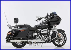 Échappement Harley Davidson Touring Street Glide 2018-2018 Flhx Falcon Double