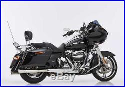 Falcon Double Groove Échappement pour Harley Davidson Touring Route Glide