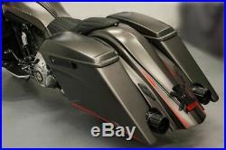 Feux arrière et clignotants à DEL Tommy & Sons pour Harley Davidson Touring