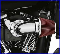 Filtre À Air Heavy Breather Harley-davidson Softail & Touring De 2008 À 2017