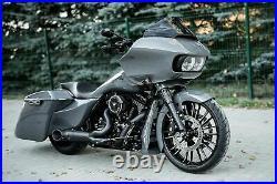 Garde-Boue Avant Roue 19 Bagger Harley Davidson Street Glide Touring FENDER