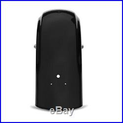 Garde Boue arrière CVO-Style pour Harley-Davidson Touring 09-19 noir