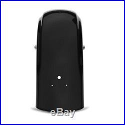 Garde Boue arrière CVO-Style pour Harley-Davidson Touring 09-20 noir
