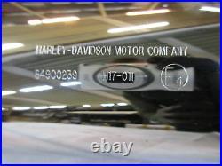 H210. Harley Davidson Touring Silencieux D'Échappement 64900239