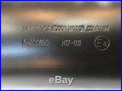H247. Harley Davidson Touring silencieux Silencieux d'échappement 64900630