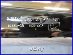 H248. Harley Davidson Touring silencieux Silencieux d'échappement 65863-09