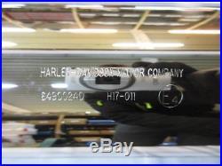 H276. Harley Davidson Touring silencieux Silencieux d'échappement 64900240