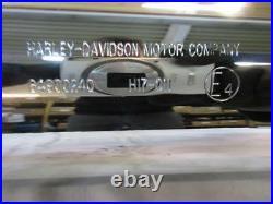 H281. Harley Davidson Touring Silencieux D'Échappement 64900240