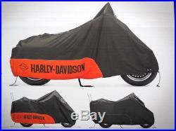 HARLEY DAVIDSON B&S Bâche pour moto intérieur U. À l'extérieur TOURING 93100023