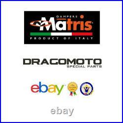 HARLEY DAVIDSON series TOURING Amortisseurs MATRIS MH110.1D-N Noir Arrière