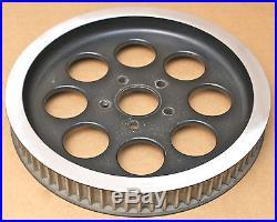 HARLEY ORIGINAL ceintures POULIE PIGNON EVO SOFTAIL FXR DYNA TOURING aluminium