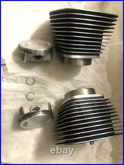 Harley Davidson Cylinders Jugs Piston Rings 110ci CVO Touring 22247-07