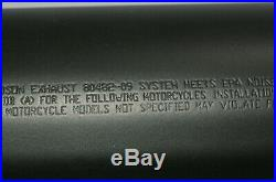 Harley Davidson Screamin Eagle Silencieux pour Touring Jusqu'à 2017