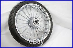 Harley Davidson Street Glide Spécial Touring Jante 43300395 Turbine Roue Chrome