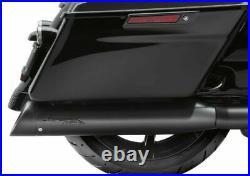 Harley-Davidson Touring Silencieux D'Échappement 64900554B Screamin EAGLE Noir