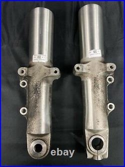 Harley Davidson fork sliders 45400022 / 45400021 Touring
