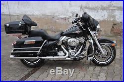 Kofferbügel Garde-Corps Repassage Pare-Chocs Harley Davidson Touring 97 08 Cas
