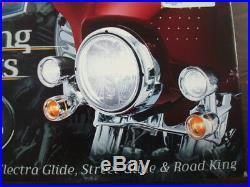 Kuryakyn 5005 Conduite Lumières pour Harley Davidson 97-18 Touring Modèles