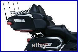 Kuryakyn Relocator Pour Tour-Pak Pour Touring & Trike 14-18 Noir 8956