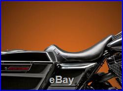 Le Pera Bare OS Selle Solo Siège Harley Touring FLHR Flt Flh Roadking 08-20
