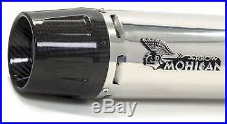 Ligne Complete Arrow Mohican Harley-davidson Touring 1999/2008 Ref 74511topm