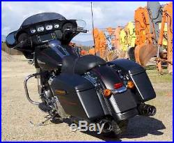 Ligne Complete Arrow Mohican Harley-davidson Touring 2009- Ref 74509tobm
