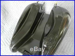 Neuf Harley Touring Evo Apprêtée Gas Réservoir OEM 61356-95