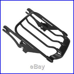 Porte-bagages AW Detachable pour Harley Davidson Touring 2009-2020 noir