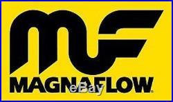 Pot d'echappement Pour Harley-Davidson Touring Magnaflow Top Manette 4-1/2