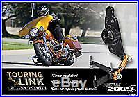 Progressive Touring Motard Renfort Lien Stabilisateur pour Harley 93-08 Flh / T