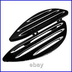 Repose-pieds arrière du plancher conducteur Pour Harley Touring Electra 86-2021